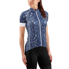 Skins Cycle Classic SS Jersey Women Full Zip kasbah